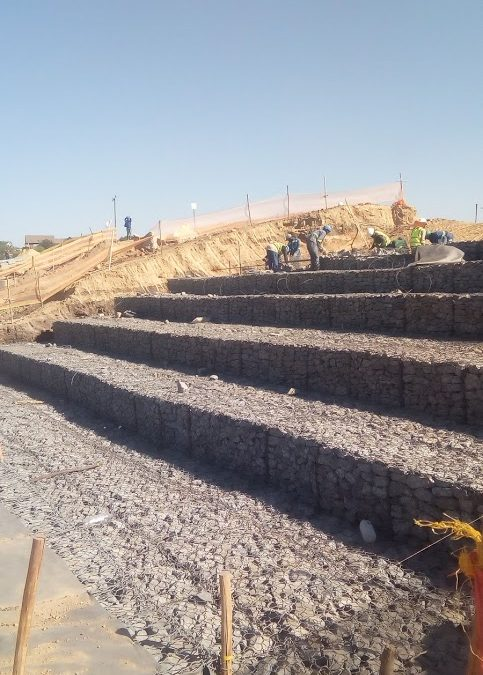 Major Construction of Storm Water System in Centurion